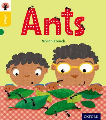 Oxford Reading Tree inFact: Oxford Level 5: Ants - Oxford Reading Tree inFact (Paperback)