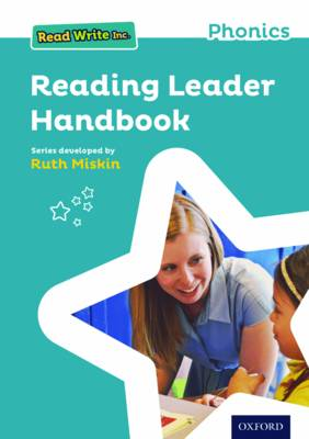 Read Write Inc. Phonics: Reading Leader Handbook - Read Write Inc. Phonics (Paperback)
