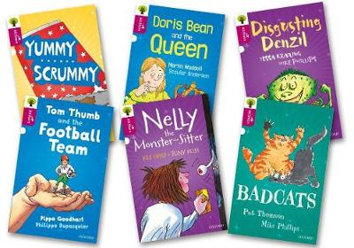 Oxford Reading Tree All Stars: Oxford Level 10: Pack 2a (Pack of 6) - Oxford Reading Tree All Stars