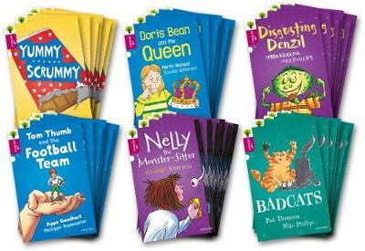 Oxford Reading Tree All Stars: Oxford Level 10: All Stars Pack 2a (Class pack of 36) - Oxford Reading Tree All Stars