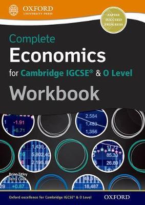 complete economics for cambridge igcse r o level workbook by rh waterstones com