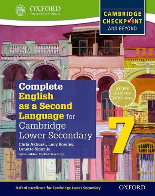 Complete English as a Second Language for Cambridge Lower Secondary Student Book 7