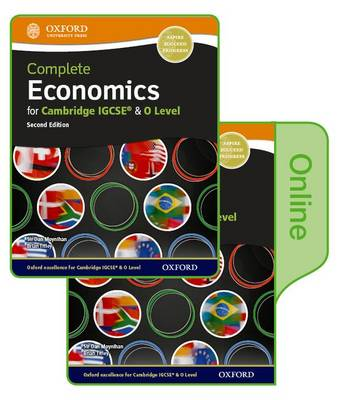 Complete Economics for Cambridge IGCSE and O Level: Student Book & Token Book O Level