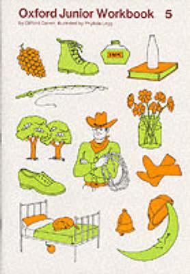 Oxford Junior Workbooks: Book 5 - Oxford Junior Workbooks (Paperback)