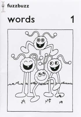 fuzzbuzz: Level 1: Words 1 - fuzzbuzz (Paperback)