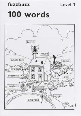 Fuzzbuzz: Level 1: 100 Words Workbook (Paperback)