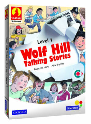 Wolf Hill: Talking Stories Level 1 (CD-ROM)