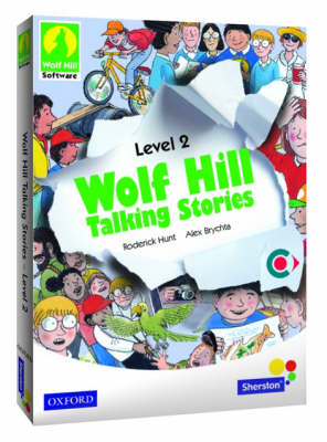 Wolf Hill: Talking Stories Level 2 (CD-ROM)