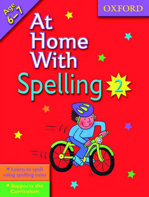 At Home with Spelling: Bk. 2 - At Home with (Paperback)