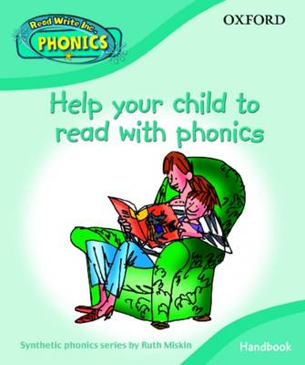 Read Write Inc. Phonics: Parent Handbook (Hardback)