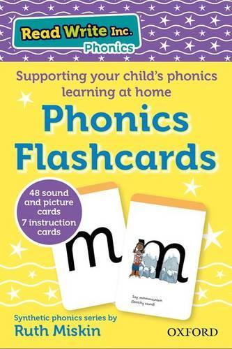Read Write Inc. Home: Phonics Flashcards - Read Write Inc. Home