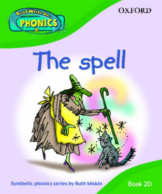 Read Write Inc. Home Phonics: the Spell: Book 2d (Hardback)