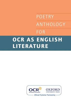 AS Poetry Anthology for OCR 2008-2012 (Paperback)