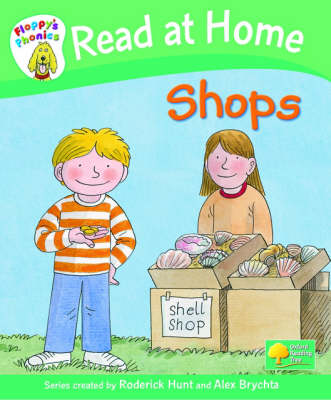 Read at Home: Floppy's Phonics: L2a: Shops (Hardback)