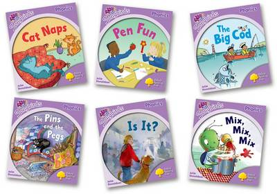 Oxford Reading Tree: Level 1+: More Songbirds Phonics: Pack (6 books, 1 of each title) - Oxford Reading Tree