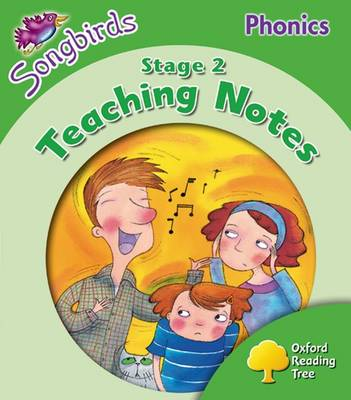 Oxford Reading Tree Songbirds Phonics: Level 2: Teaching Notes (Paperback)
