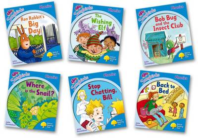 Oxford Reading Tree: Level 3: More Songbirds Phonics: Pack (6 books, 1 of each title) - Oxford Reading Tree