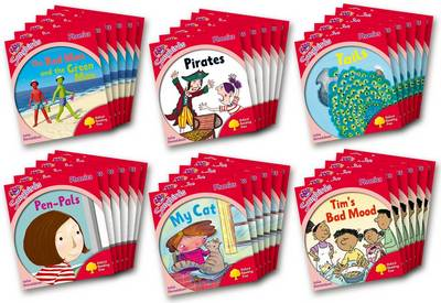 Oxford Reading Tree: Level 4: More Songbirds Phonics: Class Pack (36 books, 6 of each title) - Oxford Reading Tree