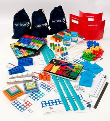 Numicon: Starter Apparatus Pack A