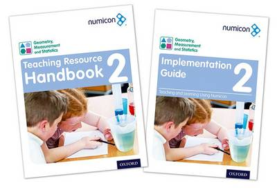Numicon: Geometry, Measurement and Statistics 2 Teaching Pack - Numicon
