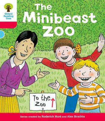 Oxford Reading Tree: Decode & Develop More A Level 4: Mini Zoo - Oxford Reading Tree (Paperback)