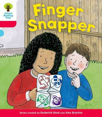Oxford Reading Tree: Decode and Develop More A Level 4: Finger Snap - Oxford Reading Tree (Paperback)