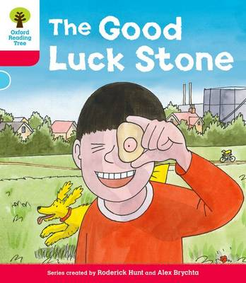 Oxford Reading Tree: Decode and Develop More A Level 4: The Good Luck Stone - Oxford Reading Tree (Paperback)