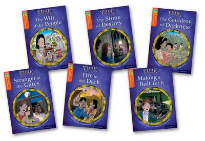 Oxford Reading Tree TreeTops Time Chronicles: Level 13: Pack of 6 - Oxford Reading Tree TreeTops Time Chronicles
