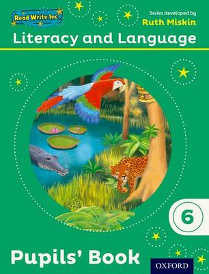Read Write Inc.: Literacy & Language: Year 6 Pupils' Book Pack of 15 - Read Write Inc.