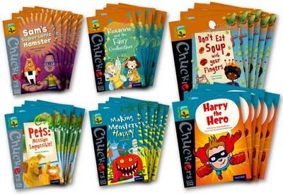 Oxford Reading Tree TreeTops Chucklers: Oxford Level 8-9: Pack of 36 - Oxford Reading Tree TreeTops Chucklers