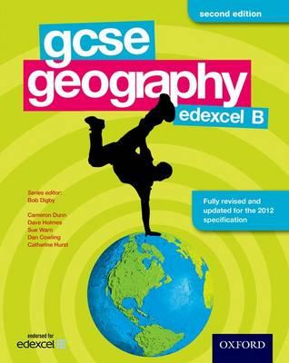 GCSE Geography Edexcel B Student Book (Paperback)