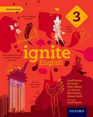 Ignite English: Student Book 3 - Ignite English (Paperback)