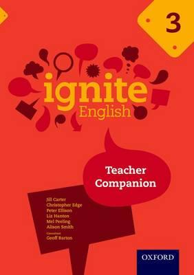Ignite English: Teacher Companion 3 - Ignite English (Paperback)