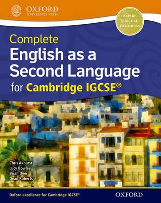 Complete English as a Second Language for Cambridge IGCSE (R): Student Book