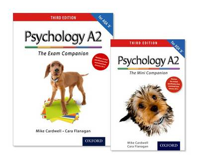 The Complete Companions: A2 Revision Pack for AQA A Psychology (Paperback)