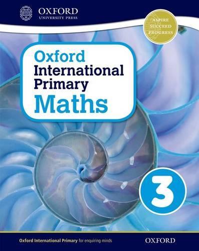 Oxford International Primary Maths 3 (Paperback)