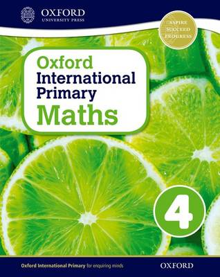 Oxford International Primary Maths 4 (Paperback)