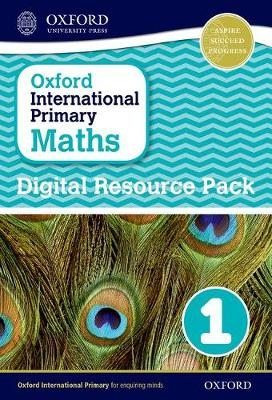 Oxford International Primary Maths: Digital Resource Pack 1 - Oxford International Primary Maths (CD-ROM)