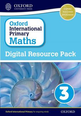 Oxford International Primary Maths: Digital Resource Pack 3 - Oxford International Primary Maths (CD-ROM)