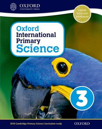 Oxford International Primary Science 3 (Paperback)