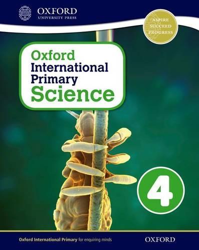 Oxford International Primary Science 4 (Paperback)