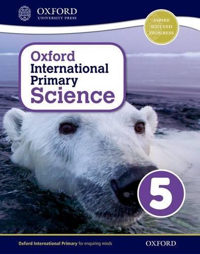 Oxford International Primary Science 5 (Paperback)