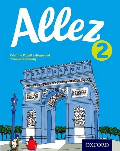 Allez: Student Book 2 - Allez (Paperback)