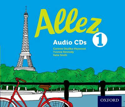Allez: Audio CD Pack 1 - Allez (CD-Audio)
