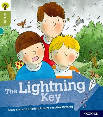 Oxford Reading Tree Explore with Biff, Chip and Kipper: Oxford Level 7: The Lightning Key - Oxford Reading Tree Explore with Biff, Chip and Kipper (Paperback)