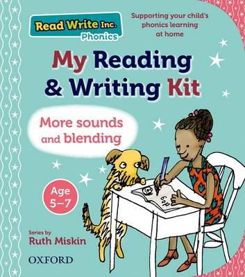 Read Write Inc.: My Reading and Writing Kit: More sounds and blending - Read Write Inc.