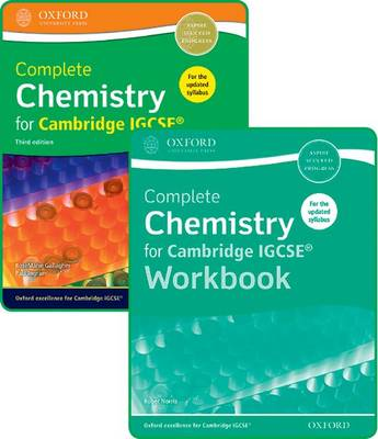 Complete Chemistry for Cambridge IGCSE (R) Student Book and Workbook Pack