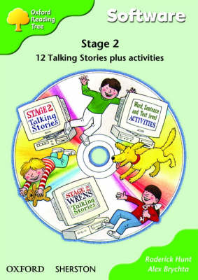 Oxford Reading Tree: Level 2: Talking Stories: CD-ROM: Unlimited User Licence (CD-ROM)