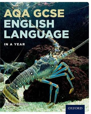AQA GCSE English Language in a Year Student Book (Paperback)