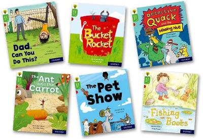 Oxford Reading Tree Story Sparks: Oxford Level 2: Class Pack of 36 - Oxford Reading Tree Story Sparks